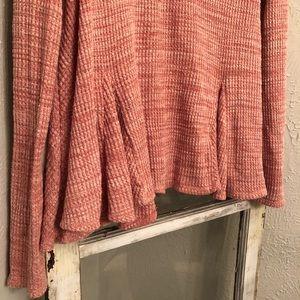 Anthropologie Sweaters - NWT Postmark Anthropologie Peplum Sweater